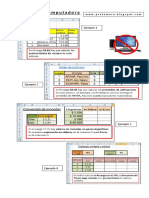 Excel sin PC 2013 A