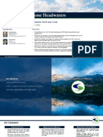 Capstone Headwaters SaaS & Cloud Coverage Report - Q3 2019 FINAL