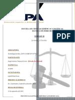 Tarea II de Deontología Jurídica