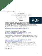 2020 08 06 Agenda Packet