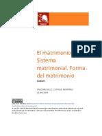 PDF UNidad 2 Plantilla Sistema matrimonial