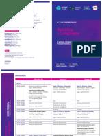 Congreso AAR 2019 - Programa General