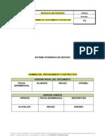 PLANTILLA PARA DOCUMENTAR PROCEDIMIENTOS O INSTRUCTIVOS (1)