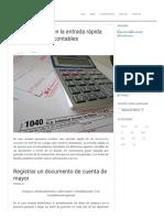 Añadir campos en la entrada rápida de documentos contables _ Blog de SAP