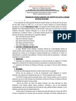 SESION ORDINARIA 30-03-2020