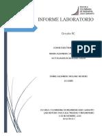 INFORME LABORATORIO 2 - Aparatos de medición