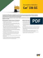 CAT 336 GC