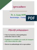 Coproculture (1)