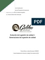 Evolución_Generaciones de la gestión de calidad