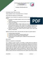 Guía 3 Grados 11