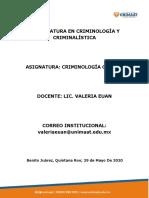 DZUL RODRIGUES ALEJANDRO-CRIMINOLOGIA CLINICA-A3