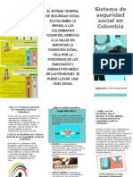 folleto SISTEMA GENERAL DE SEGURIDAD SOCIAL pdf