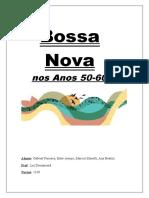 Bossa Nova nos Anos 50-60vhhh