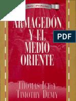 ARMAGEDÓN Y EL MEDIO ORIENTE