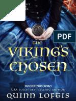 SERIE CLAN HAKON. 01 The Viking's Chosen. -Quinn Loftis