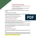 GEOLOGÍA DEFINICIÓN Y ALCANCES