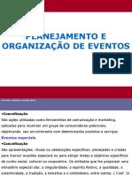 Aula Organização de Eventos