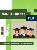 MANUAL DO TCC 2016