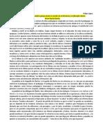 La actualidad de la paideia griega desde el estudio de la literatura y la filosofía clásica - César García García [Resumen]