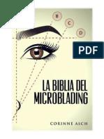 LA BIBLIA DEL MICROBLADING