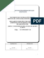 EPNE-71 DCD Consultoria Individual de Línea v1 2020