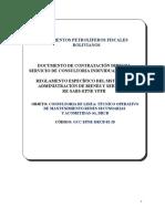 6 DCD Consultoria Individual de Línea v1 2020_tecnico Mtto.red Secun