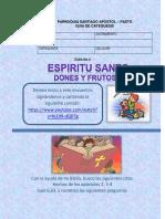 GUIA  ESPIRITU SANTO