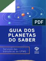 Guia dos planetas do saber ufmg