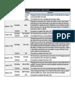 hccc schedule - sheet1