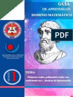 MATEMÁTICA SESIÓN 1