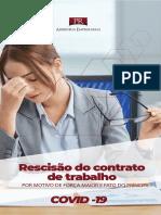 PR Assessoria Empresarial - Recisão de Contrato de trabalho