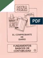 Unidad 04 Comprobante de Diario