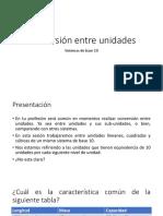 L106 ConversiónUnidades10