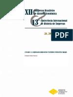 A Icomi e a exploração mineral no Território Federal do Amapá