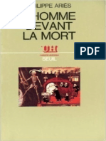 Ariès - L'Homme devant la mort.epub