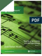 Juan Rafael Alcala - Teoria y Armonia Contemporanes Nivel 2