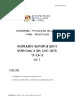 INSTRUMEN NUMERASI LISAN SARINGAN 2 THN 3 2018.pdf