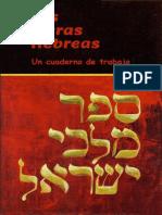 Las Letras Hebreas, Un cuaderno de trabajo (Mejorado)- Paul Foster Case