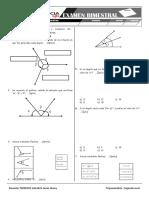 I examen bimestral - Trigonometria segundo nivel