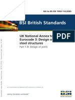 UK National Annex to Eurocode 3 - Design of steel structures. Design of joints.pdf
