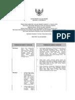 Permendagri 13-2006 & 59-2007