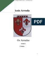 OS ARRUDAS TOMO I