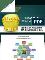 HEALTH 7 1ST & 2ND QUARTER NEW slides