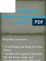 physical fitness ppt
