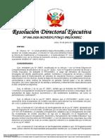 202006 - RDE n.º 066-2020 - Crédito Continuidad