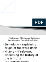 expanded definition