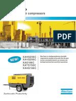 Air Compressor XAS 186 C