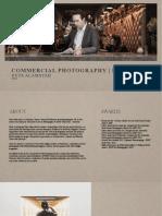 Duta Alamsyah - Basic Commercial Photography