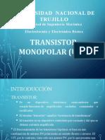 TRANSISTOR MONOPOLAR (UJT).pptx