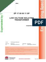 technical construction file transformer
